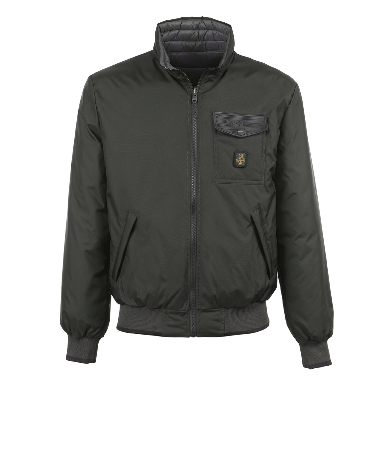 REVERSIBLE CAPTAIN JACKET