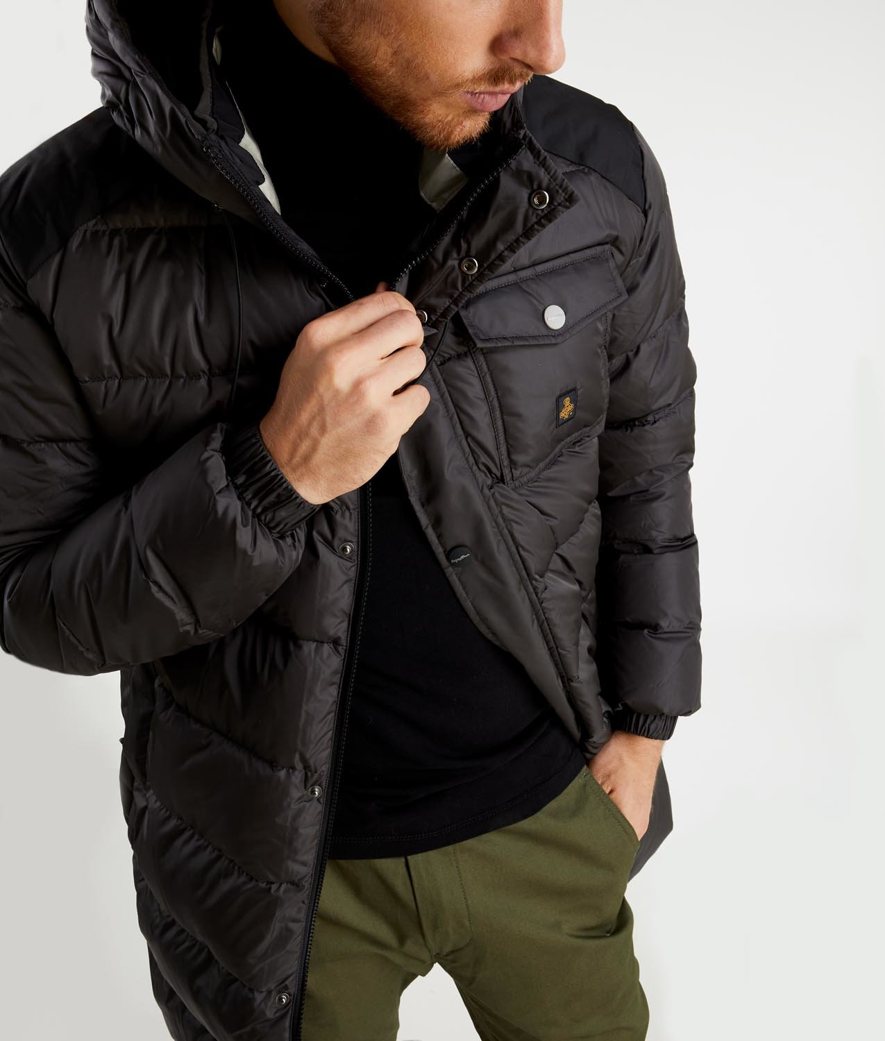 LONG HUNTER JACKET