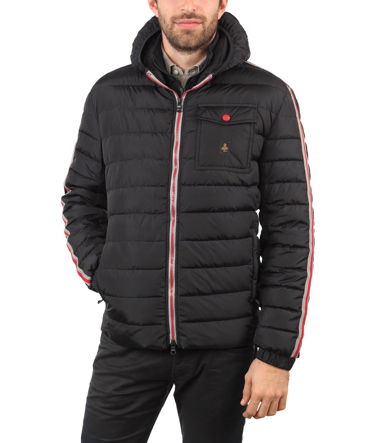 STRIPE REACH JACKET
