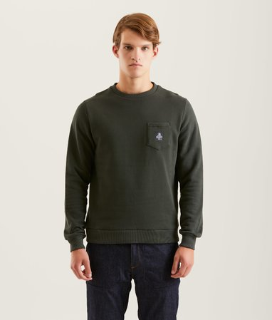 PIERCE SWEATER