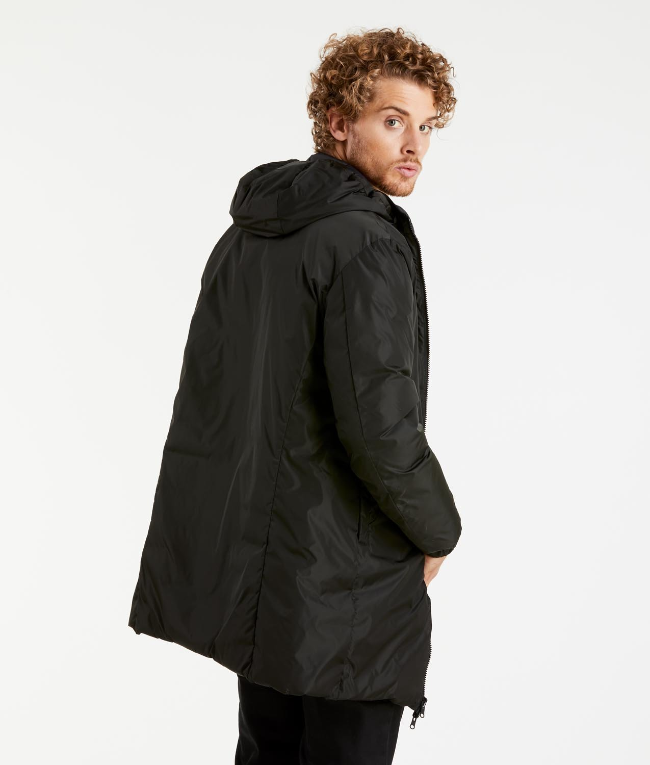 LONG MIDTOWN JACKET