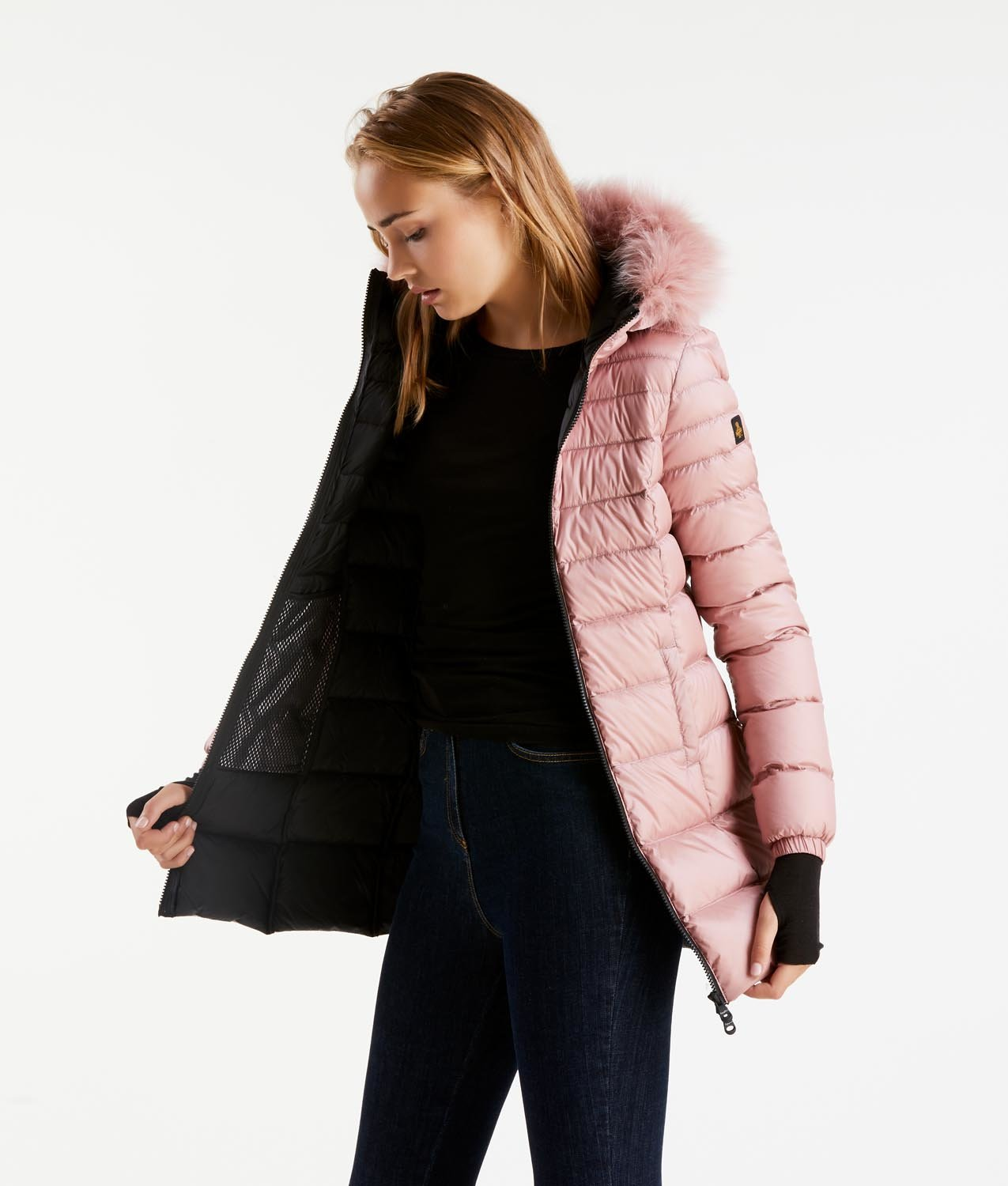 LONG MEAD FUR JACKET