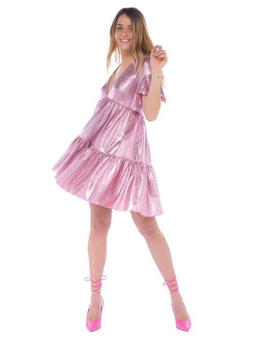 MINI DRESS Woman - Pink