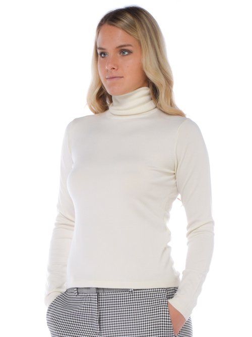 TURTLENECK_SWEATER Woman