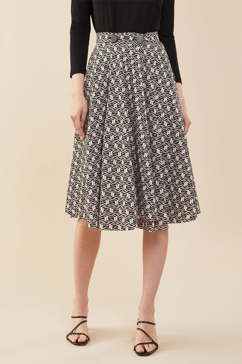 SKIRT WHEEL ETNIK LADY