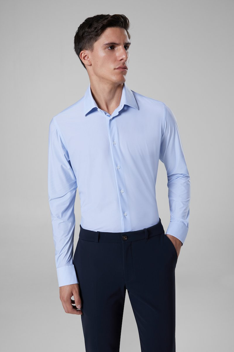 SHIRT OXFORD JACQUARD