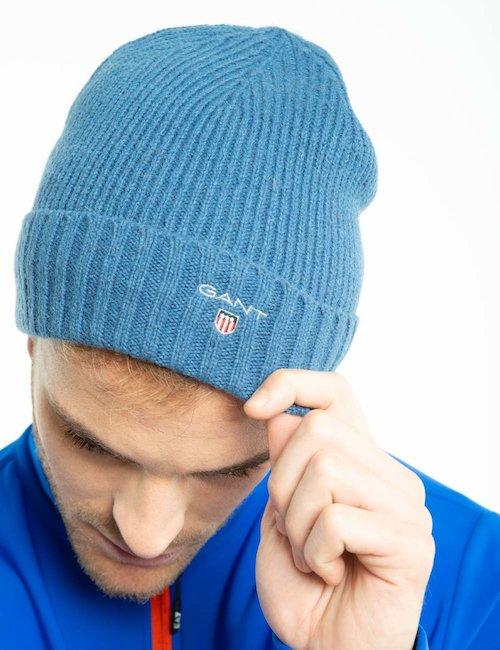 Cappello Gant imbottito - Blue