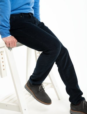 Pantalone Gant in velluto a costine