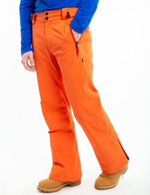 Pantalone imbottito EA7 da sci - Orange