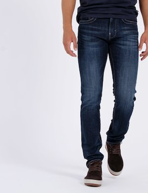 Jeans 59635 ALBERT RS.A f blu stretch