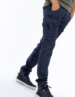 Pantalone Gas cargo con tasconi
