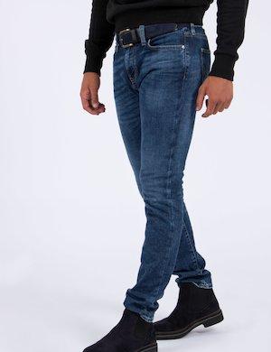 Jeans skinny 92810 SAX ZIP f