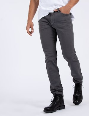 Jeans grigi 94477 ALBERT SIMPLE f