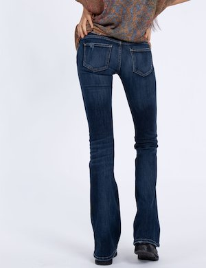 Jeans Fifty Four a zampa