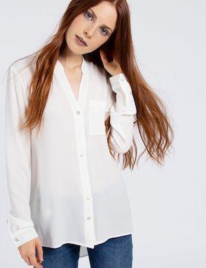 Camicia Vougue in tessuto crepe