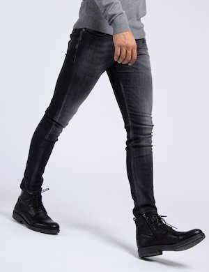 Jeans Fifty Four skinny effetto vintage