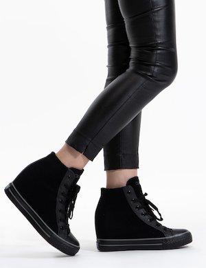 Sneaker alta Cafè Noir