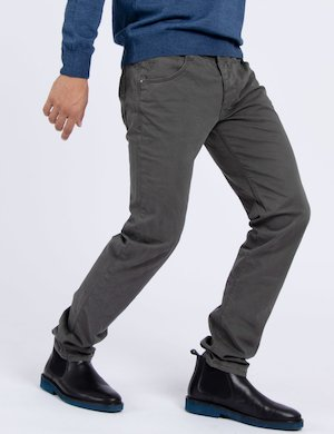 Pantalone slim urban Fifty Four