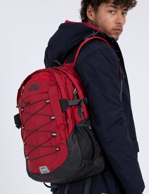 Zaino The North Face Borealis Classic - Red_Pink