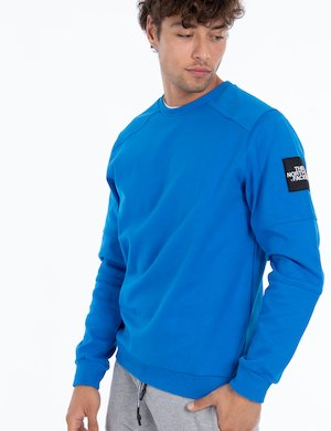 Felpa The North Face girocollo