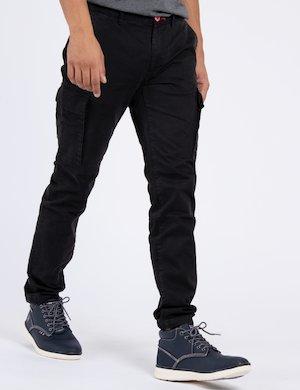 Pantalone con tasconi FM17W02PU esf