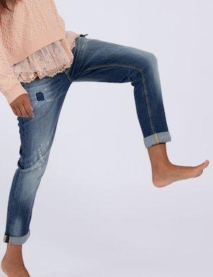 Jeans Fracomina blu stretch