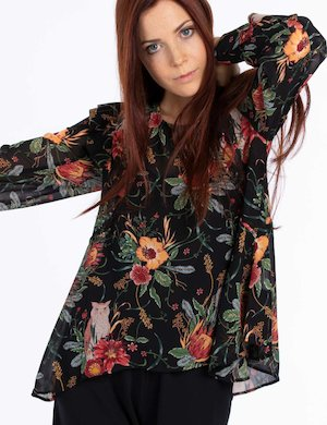 Camicia  Pepe Jeans a fiori