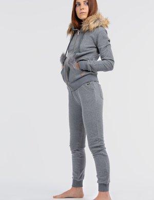 Pantalone in felpa Cod. art ME17W08PF esf