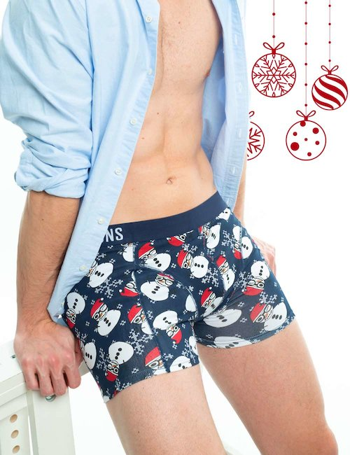Boxer regalo Only & Sons - Fancy Blu