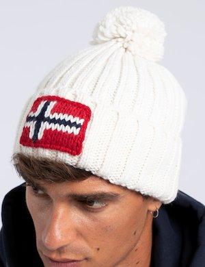 Cappello Napapijri con pom pom