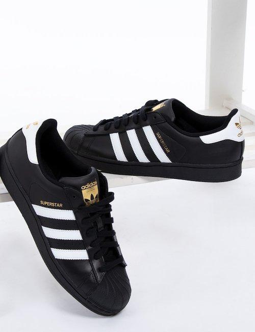 Sneaker Superstar - Nero