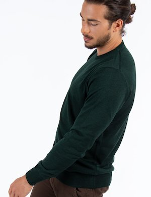 Maglia Nick Logan di lana