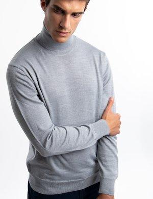 Dolcevita Nick Logan di lana