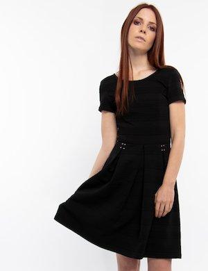 Vestito corto Liu Jo con pieghe