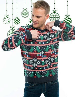 Maglia Only & Sons Natale