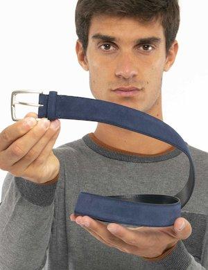 Cintura Gant in pelle