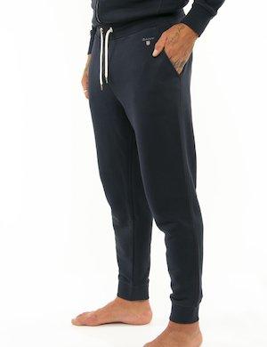 Pantalone Gant con vita e orli elasticizzati