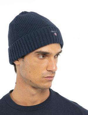 Cappello Gant con logo ricamato
