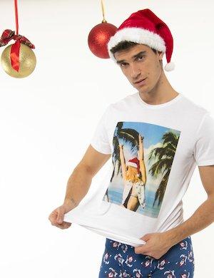 T-shirt Blend natalizia