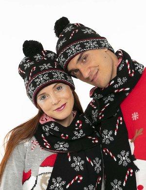 Cappello Blend natalizio