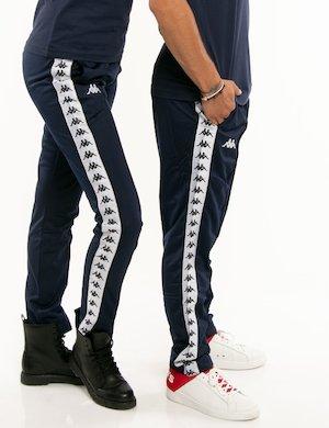 Pantalone Kappa con bande laterali