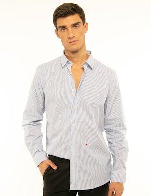 Camicia Moschino a righe