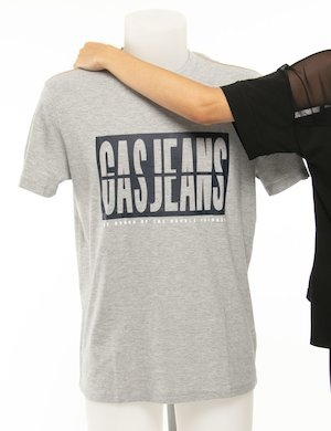T-shirt Gas jeans
