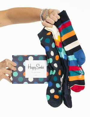 Calze Happy Socks multipack da tre