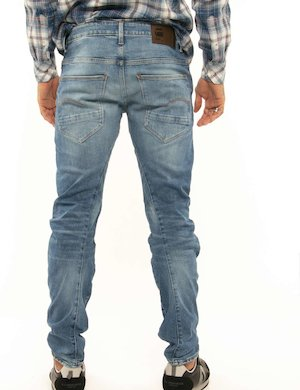 Jeans G-Star Raw allacciatura a bottoni
