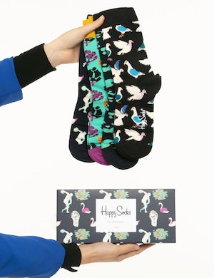 Calze Happy Socks multipack da quattro