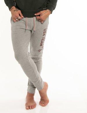 Pantalone Fred Mello con stampa laterale
