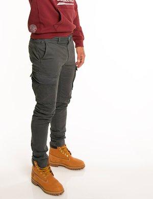 Pantalone Fred Mello con tasche laterali