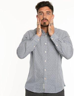 Camicia Fred Mello microquadri