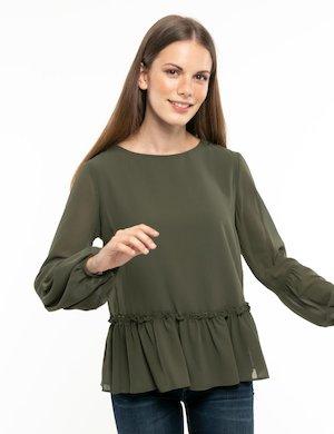 Camicia Fracomina con rouches